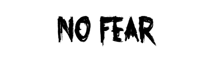 no fear post
