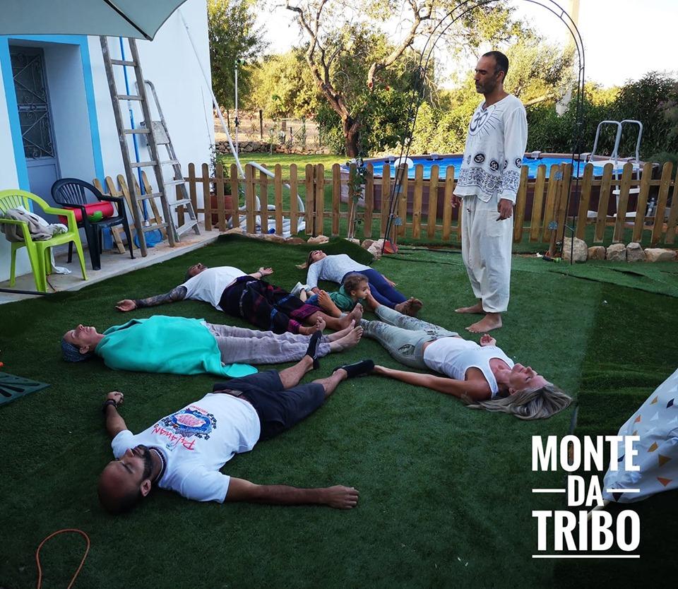 Yoga Monte da Tribo
